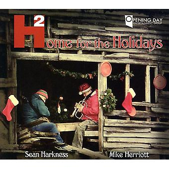H2 - Home for Holidays [CD] USA importen