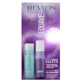Revlon Love Pack Hydro Detangling Shampoo + Conditioner