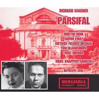 Wagner / Moedl / Gunner / Dieskau / Hans varmere - Parsifal [CD] USA import
