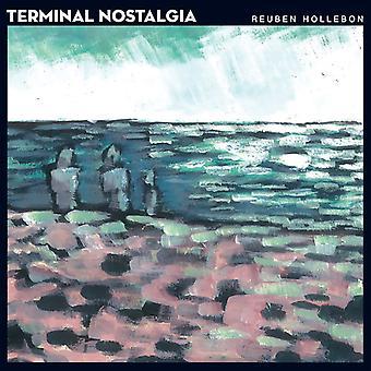Reuben Hollebon - Terminal nostalgi [CD] USA import