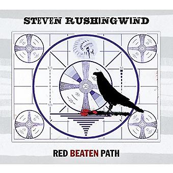 Steven Rushingwind - rot Beaten Path [CD] USA import
