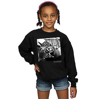 2Pac Girls Broken Up Sweatshirt