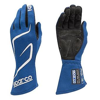 Sparco Racewear - Competition Gloves - Land RG3 00130812NR Black 12 Fits:UNIVER