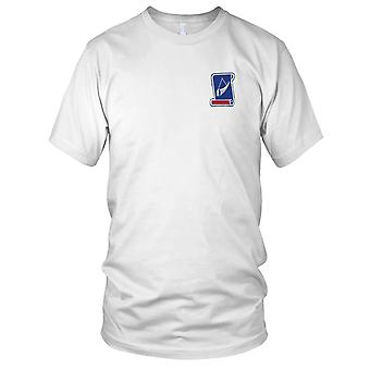 US Army - 182nd Infantry Regimental Combat Team Embroidered Patch - Kids T Shirt