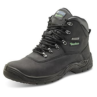 Click Thinsulate Safety Boot Black S3 - Ctf24