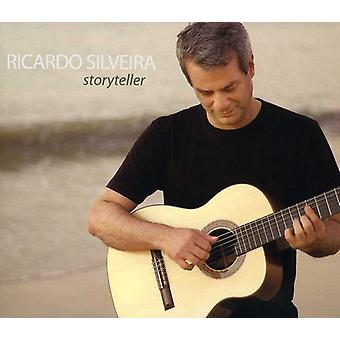 Ricardo Silveira - Storyteller [CD] USA importerer