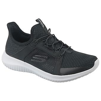 スケッチャーズ Ultra Flex 12832BLK 普遍的な夏女性靴