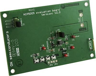 PCB design board ON Semiconductor NCP5005GEVB