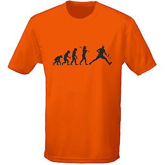 Evolución del Evo de tenis niños Unisex camiseta 8 colores (XS-XL) por swagwear