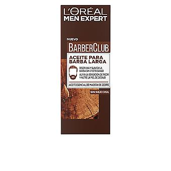 L'oreal Make Up Expert Barber Club Aceite Barba Larga 30ml New