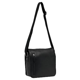 Burgmeister ladies shoulder bag T212-212 leather black