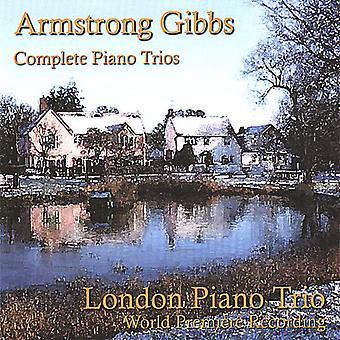 London Piano Trio - Armstrong Gibbs: Complete Piano Trios [CD] USA import