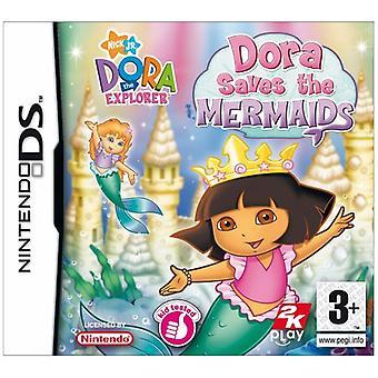Dora redt de zeemeerminnen (Nintendo DS)