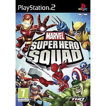 Marvel Super Hero Squad (PS2)