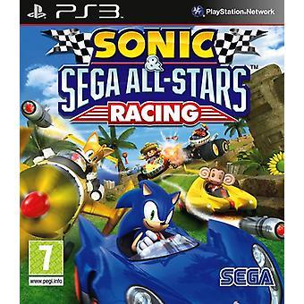 Sonic  SEGA All-Stars Racing (PS3) - Factory Sealed