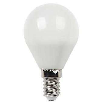 LED Lampe 5 Watt E14 Globe G45 dimmbar warmweiss