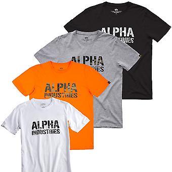 Alpha industries T-Shirt Camo print T