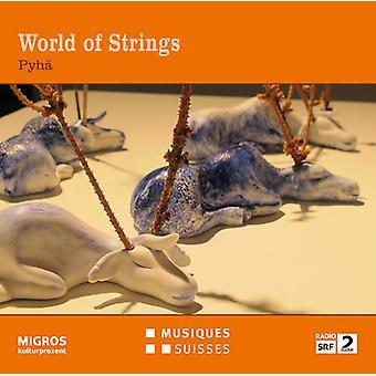 Raetus Flisch - verden af mistænkelige-Pyha [CD] USA import