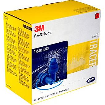 3M Tr-01-000 3M E-A-R Tracers Pre-Moulded Corded Ear Plugs Storage Case 50 Pack
