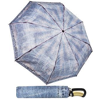 ESPRIT Easymatic jeans paraply paraply automatisk 50790