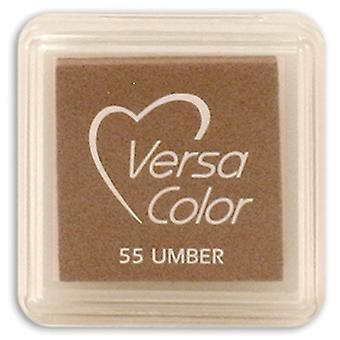 VersaColor Pigment Mini Ink Pad-Umber