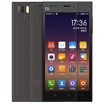 Xiaomi Mi 3 Displayschutzfolie 9H Verbundglas Panzer Schutz Glas Tempered Glas