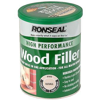 Ronseal HPWFN1Kg 1Kg stucco - naturale per legno ad alte prestazioni