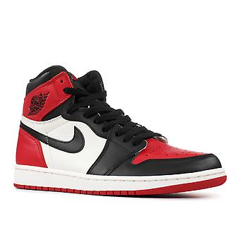 Air Jordan 1 Retro High Og 'Bred Toe' - 555088-610 - Shoes