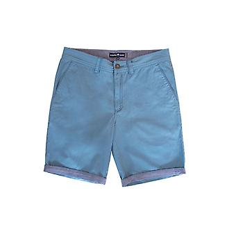 Classic Chino Short - Mid Blue