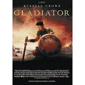 Gladiator poster Russell Crowe