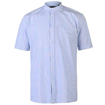 Pierre Cardin Mens C Bengl St Sht Short Sleeve Casual Shirt