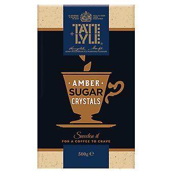 Tate & Lyle Amber Zucker Kristalle