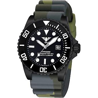 KHS Men's Watch KHS. TYBSA. DC3 Automatic, Diver's Watch
