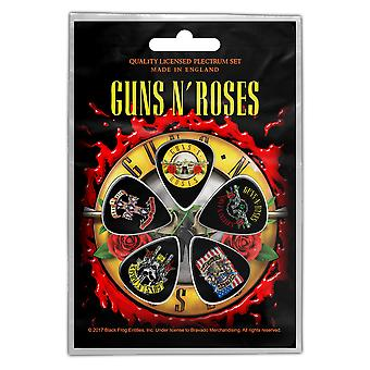 Guns n ' Roses 5 плектр Pack (rz)
