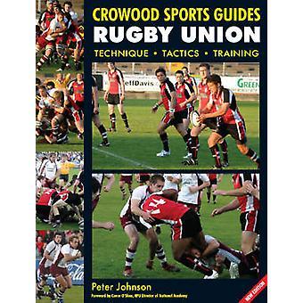 União do rugby - técnica táticas de treinamento (ed. novo) por Peter Johnson - 9