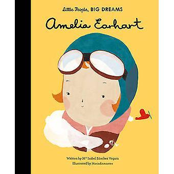 Little People - grands rêves - Amelia Earhart par Isabel Sanchez Vergara