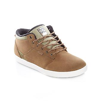 Etnies Thirty Two Brown-Green Jefferson MTW Shoe