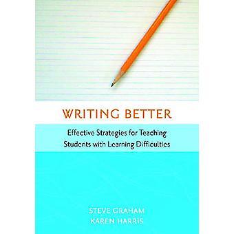 Schrijven van beter - effectieve strategieën voor onderwijs studenten met Learn