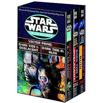 Star Wars Njo 3 C Box Set MM