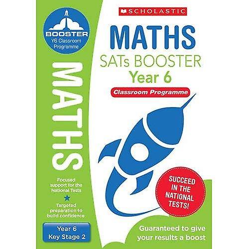 Maths Pack (Year 6) Classroom Programme (National Curriculum SATs Booster Programme)