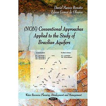 (Non) Conventional Approaches Applied to the Study of Brazilian Aquifers