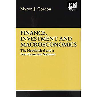 Finanz-, Investitions- und Makroökonomie