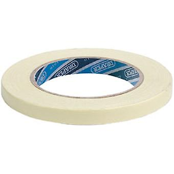 Draper dubbelzijdig 49427 18M x 12mm Tape Roll