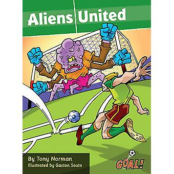 Aliens United - Level 5 by Tony Norman - 9781841678757 Book