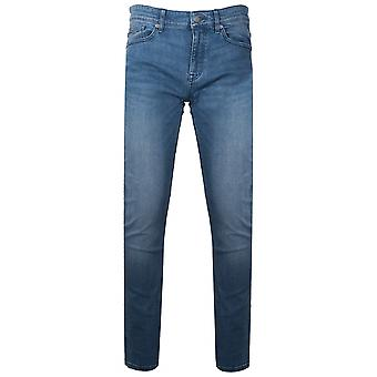 Boss Delaware Light Blue Slim Fit Jean