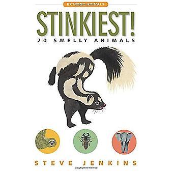 Ungesundeste! 20 stinkende Tiere