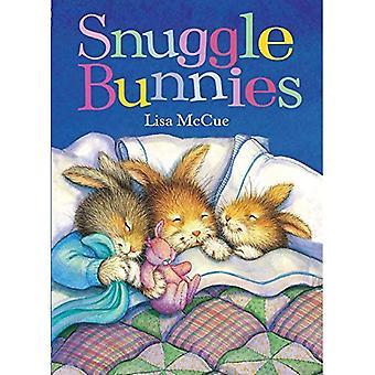Snuggle Bunnies [Board book]
