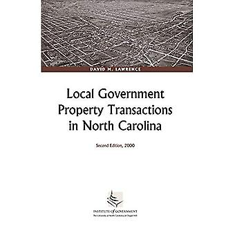 Local Government Property Transactions in North Carolina