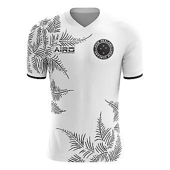 2019-2020 New Zealand Home Concept Football Shirt