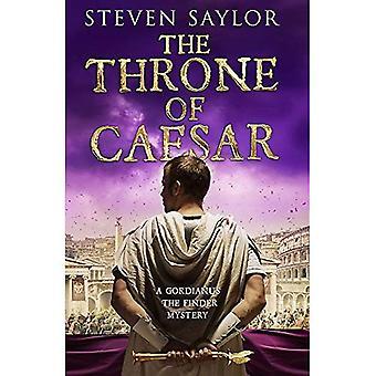 De troon van Caesar (Roma Sub Rosa)